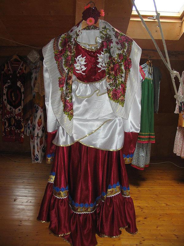 Женский Кубанский Костюм Доставка